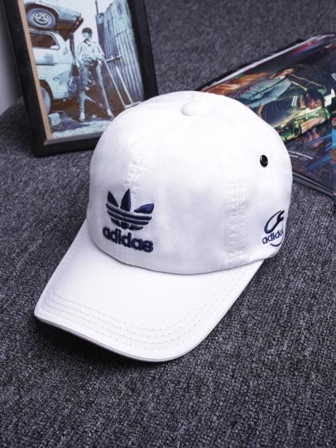 Nón Adidas Trắng N243