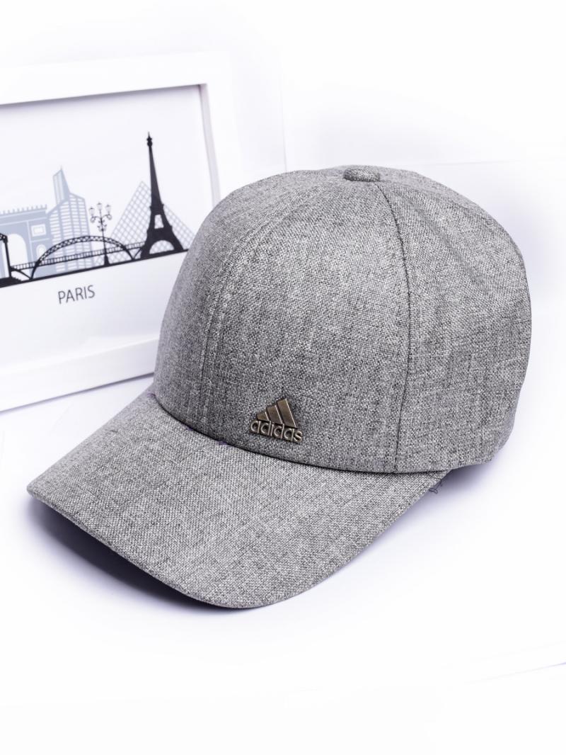 Nón Adidas Xám Chuột N259