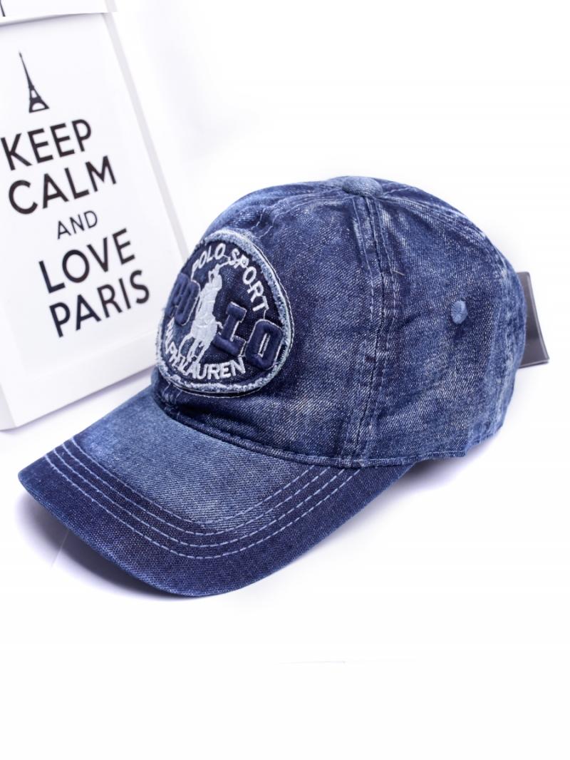 Nón Jeans Xanh Đen N270