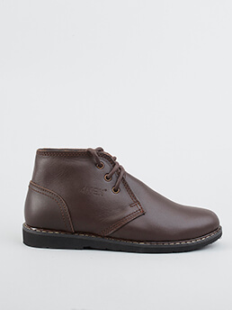 Giày Boot Tăng Chiều Cao Nâu G122