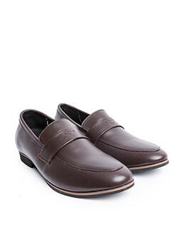 Giày Tây Tăng Chiều Cao Nâu G123