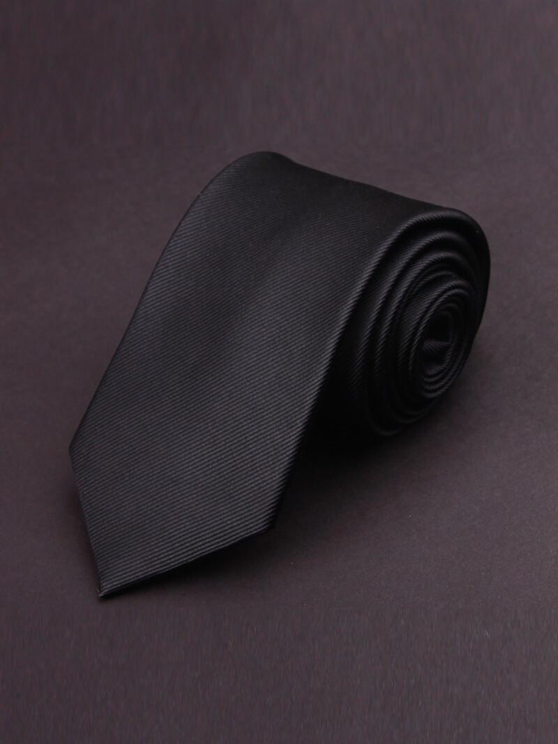 Cà Vạt Hàn Quốc Đen CV129