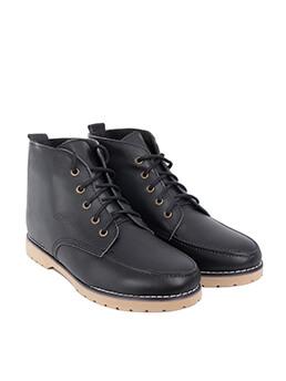 Boot Tăng Chiều Cao Đen G164