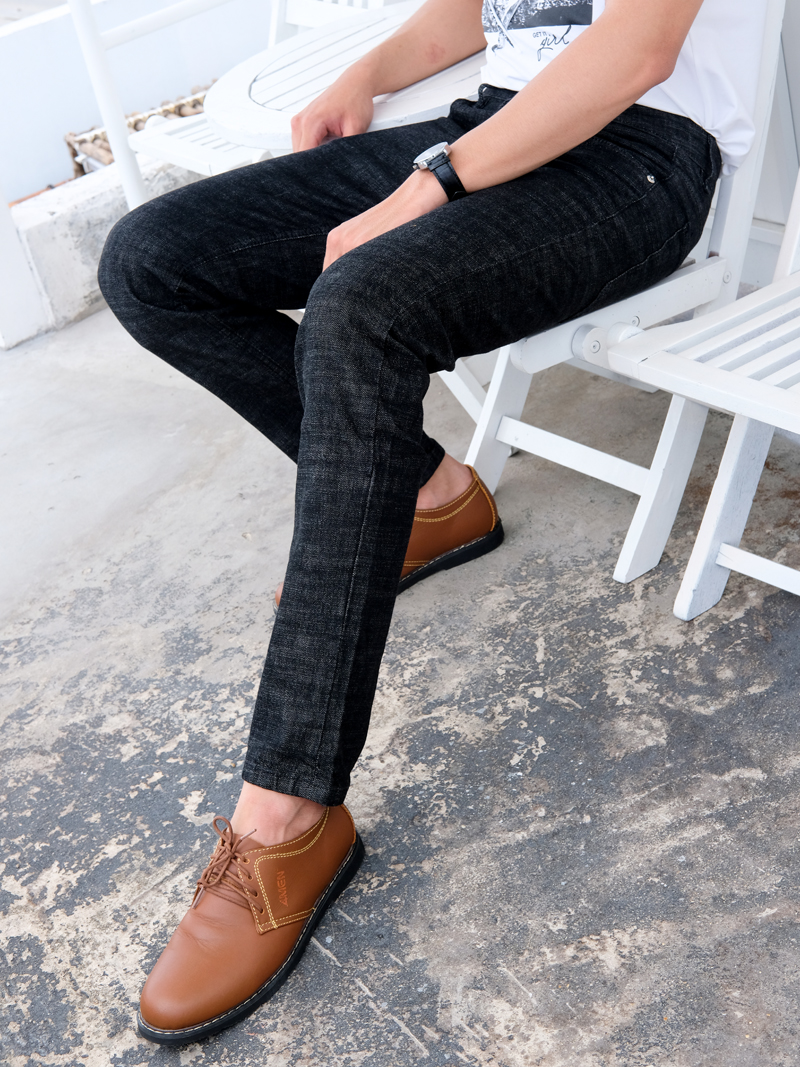 quan jeans skinny den qj1574