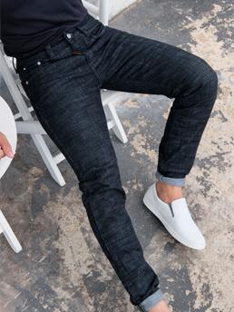 Quần Jeans Skinny Đen QJ1583
