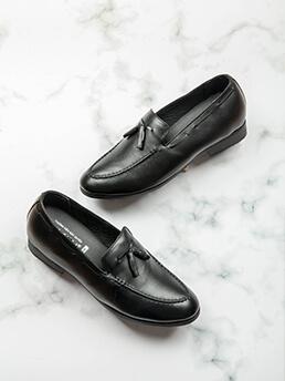 Giày Tăng Chiều Cao Đen G184