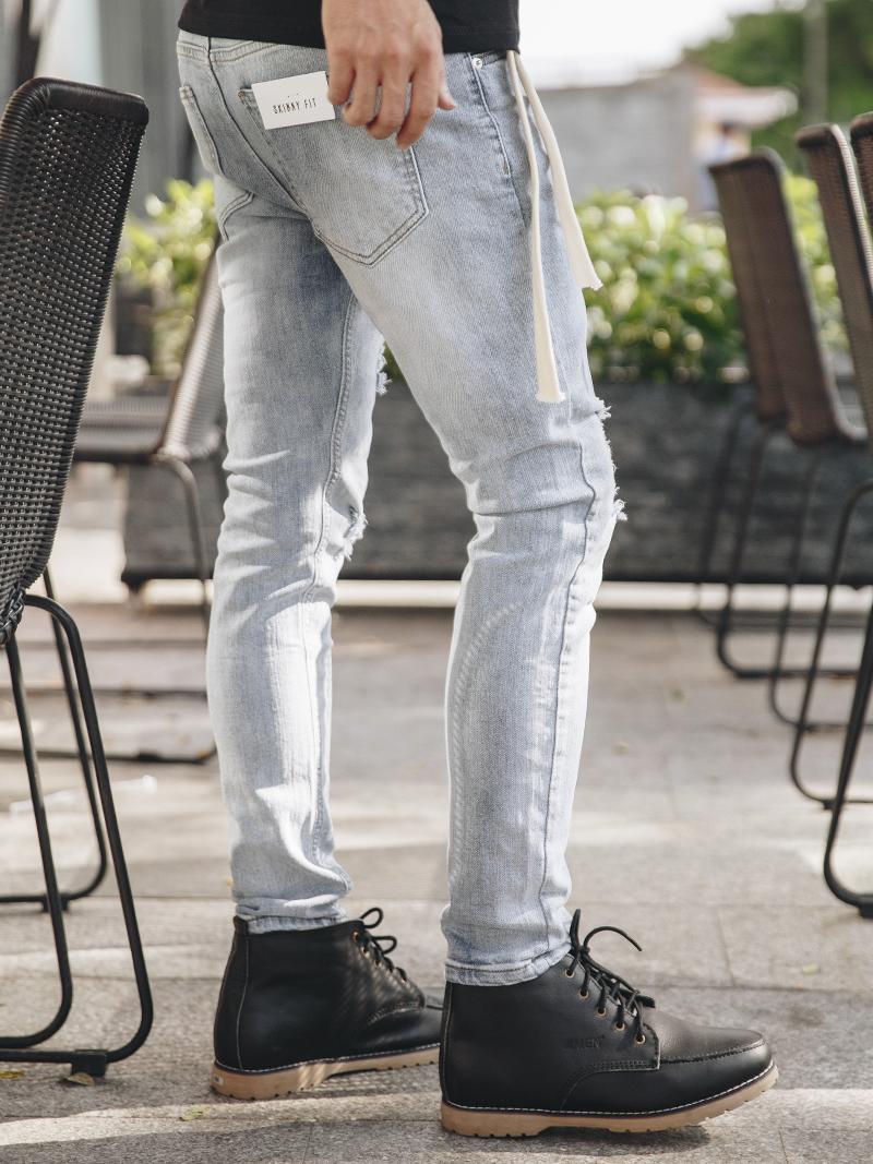 quan jeans rach bac qj1628