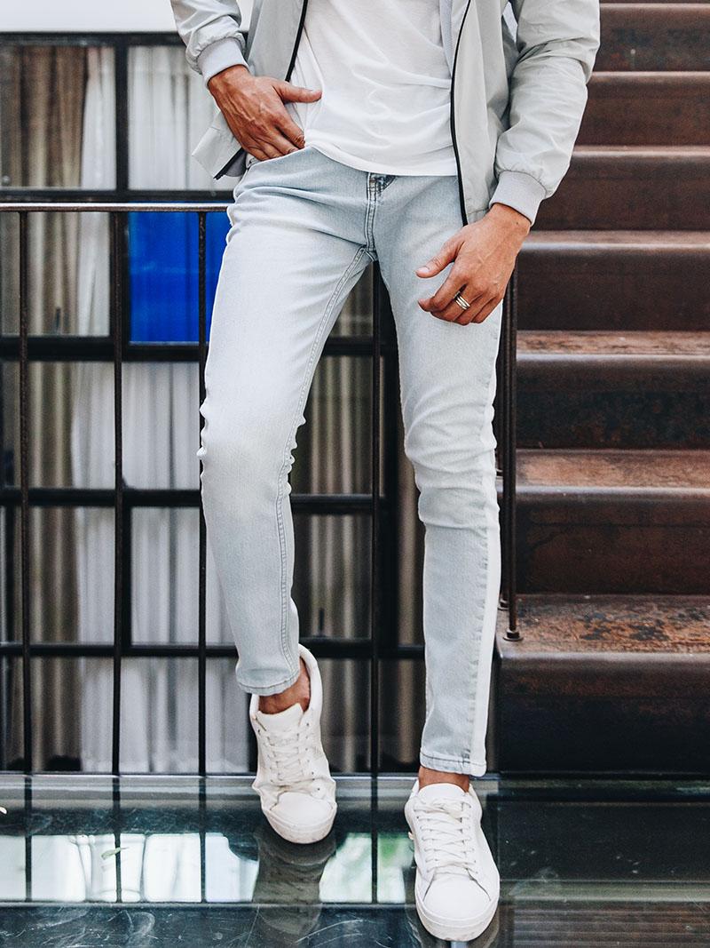 quan jeans skinny bac qj1616