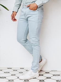 Quần Jeans Skinny Xanh Biển QJ1542