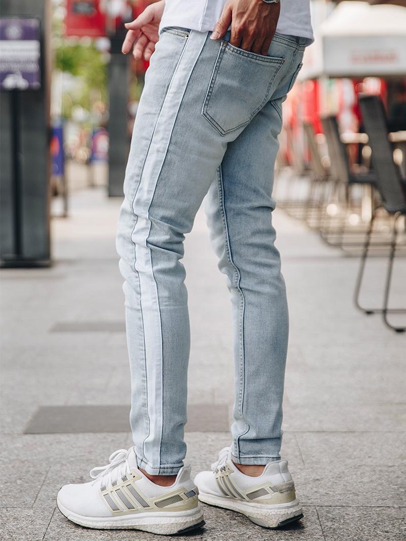 quan jeans skinny xanh qj1617