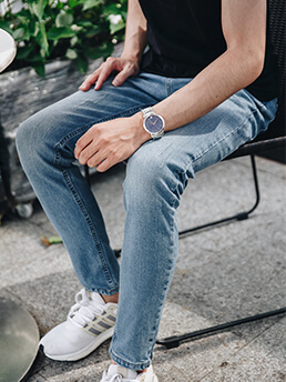 Quần Jeans Skinny Xanh QJ1626
