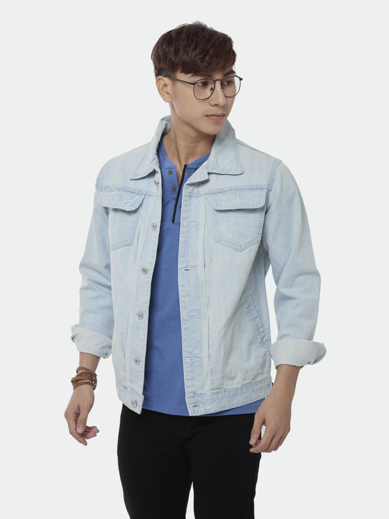 ao khoac jean xanh bien ak263