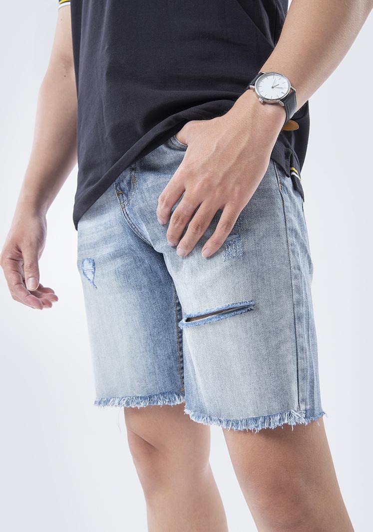 quan short jean xanh bien qs192