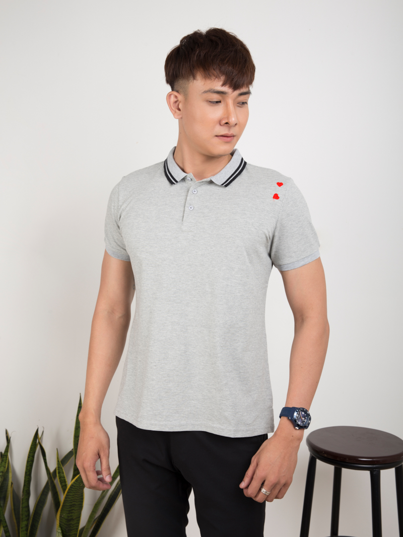 ao thun polo at807