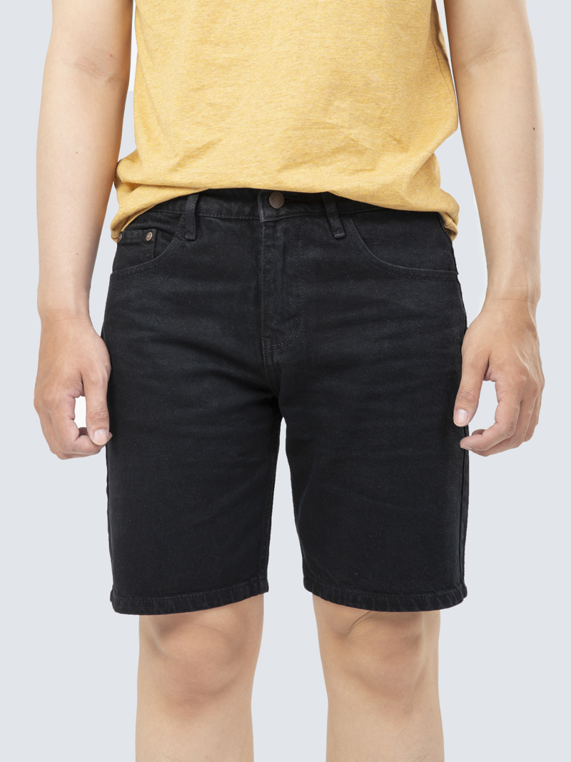 quan short jean regular bermuda qs197