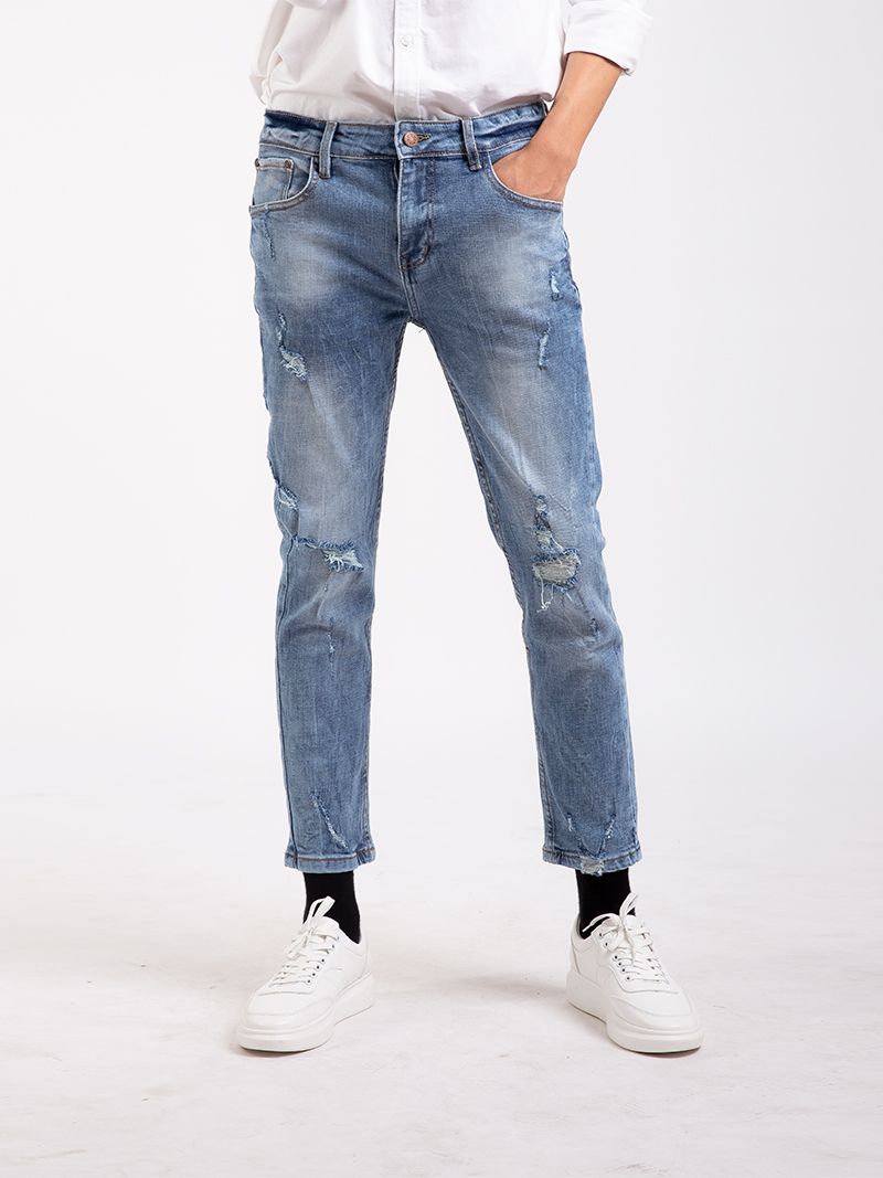 quan jean rach mau xanh bien qj1672