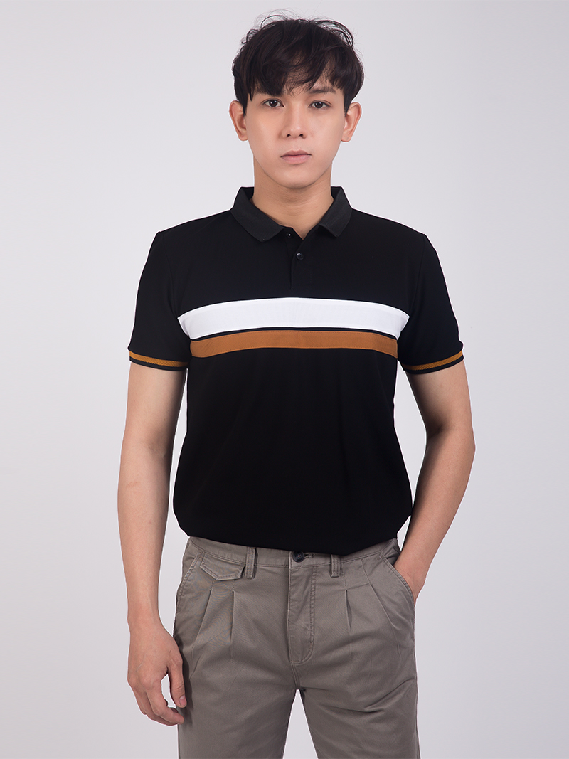 ao thun polo phoi at859