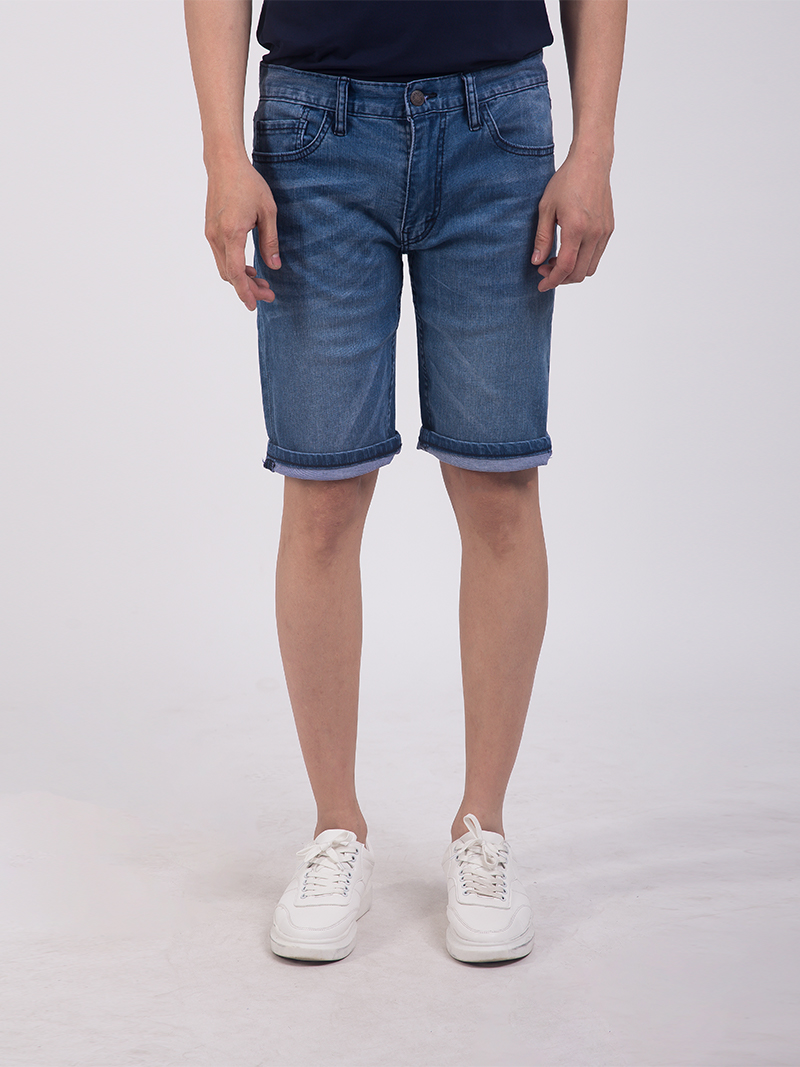 quan short jean slimfit qs203