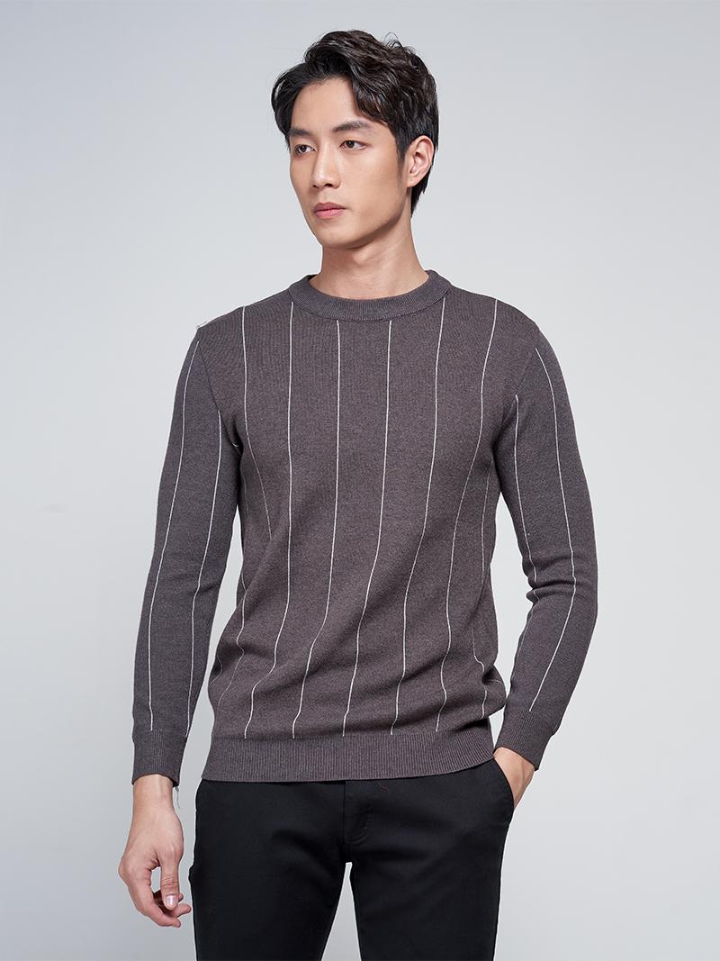 áo len sọc dúng al004