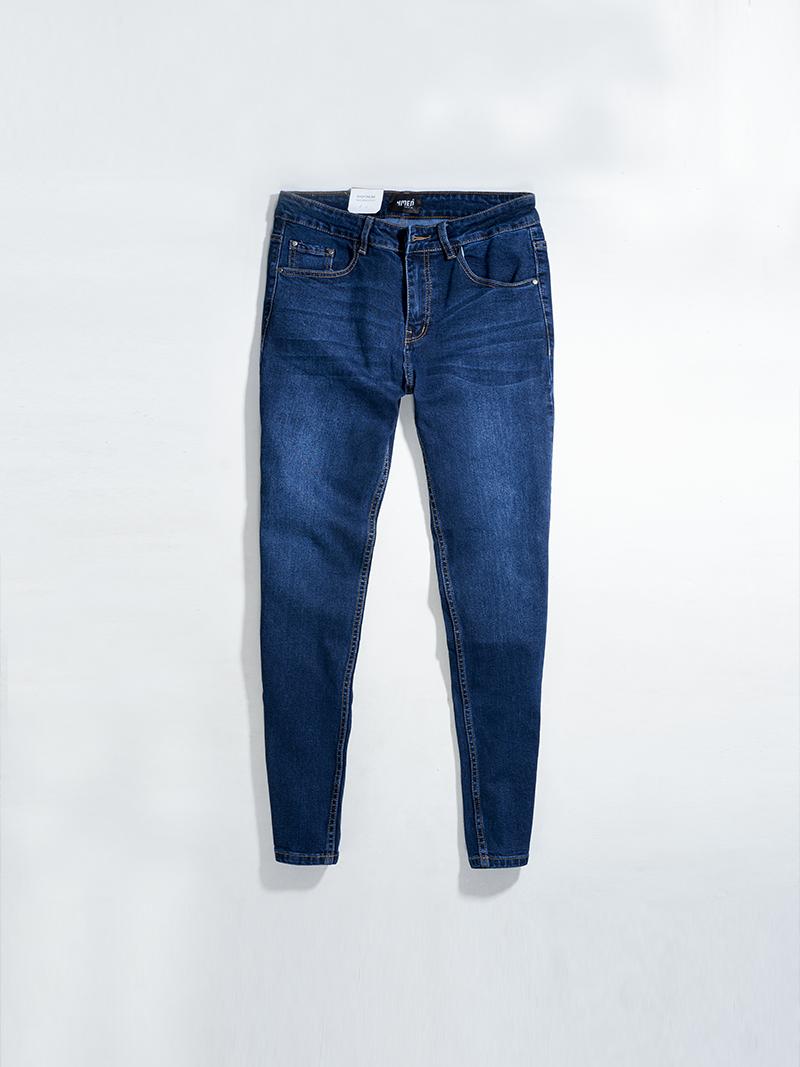 quàn jeans tron form regular qj020